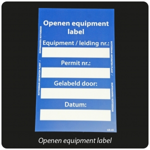 label-openen-equipment