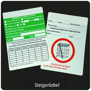 label-steigerlabel