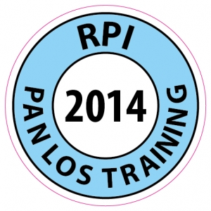 Exxon helmsticker RPP Los training 2014-01